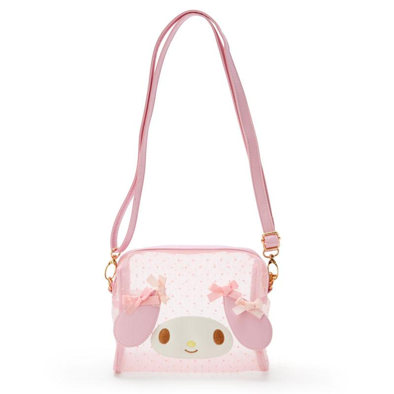 "Japan Sanrio -  ""TULLE Bag & Pouch Collection"" - My Melody Long Strap Bag"