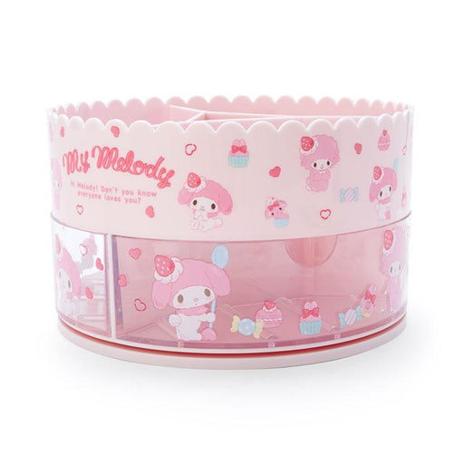 Japan Sanrio - Spinning Makeup Organizer x My Melody