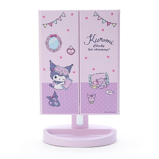 Japan Sanrio - Mirror with LED Light x Kuromi
