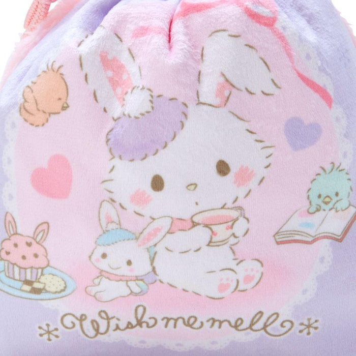 Japan Sanrio - Wish me mell Candy set with Drawstring Bag