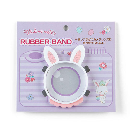 Japan Sanrio - Camera Lens Rubber Band x Wish me mell