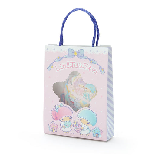 Japan Sanrio - Mini Paper Bag Sticker x Little Twin Stars