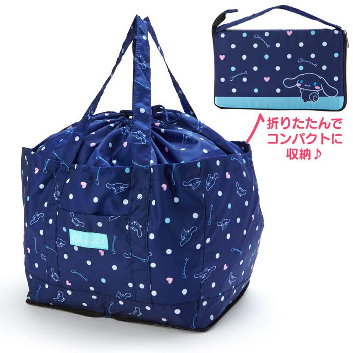 Japan Sanrio - Folding Heat and Cold Storage Bag x Cinnamoroll