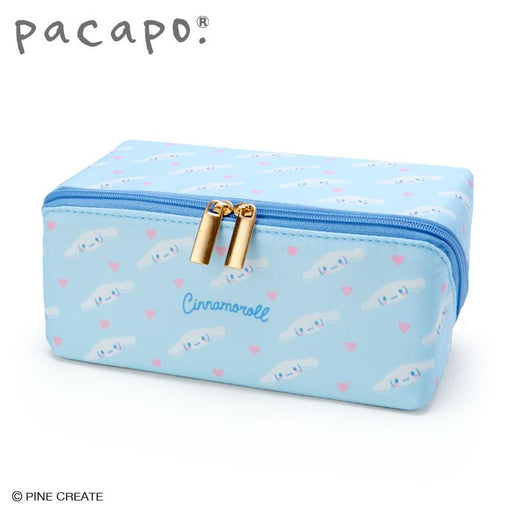 Japan Sanrio - Pacapo. (R) Cosmetic Pouch Size M x Cinnamoroll