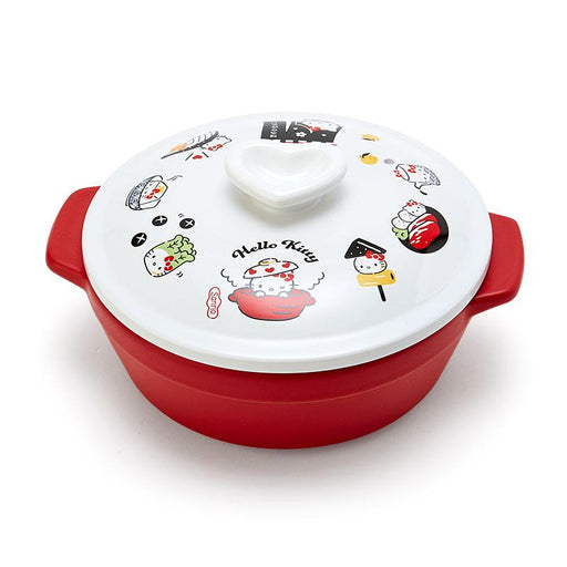 Japan Sanrio - Clay Pot Cooking Series - Clay Pot (for 1 Person) x  Hello Kitty