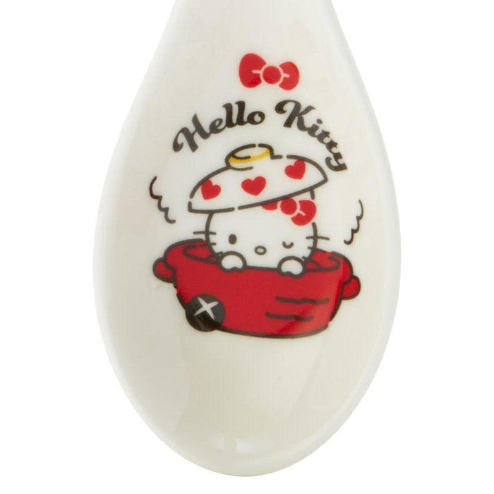 Japan Sanrio - Clay Pot Cooking Series - Soup Spoon x Hello Kitty