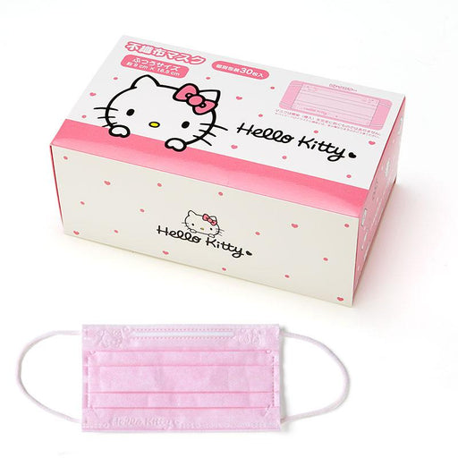 Japan Sanrio - Hello Kitty Boxed Mask 30 Sheets