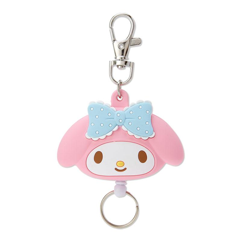 Japan Sanrio - Face Reel Keychain x My Melody