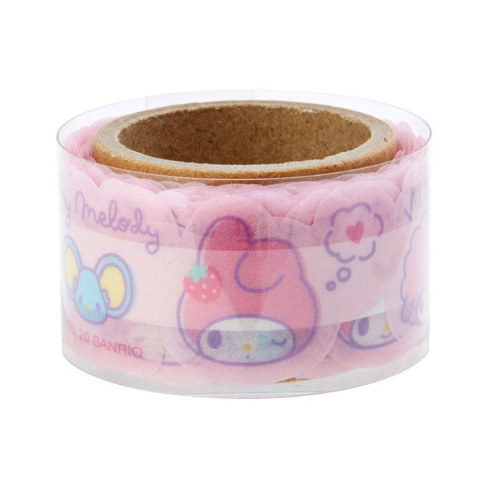 Japan Sanrio - Peta Roll (Mini Face) x My Melody