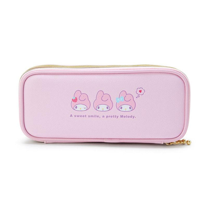 Japan Sanrio - Double Sided Pen Cases (Mini Face) x My Melody