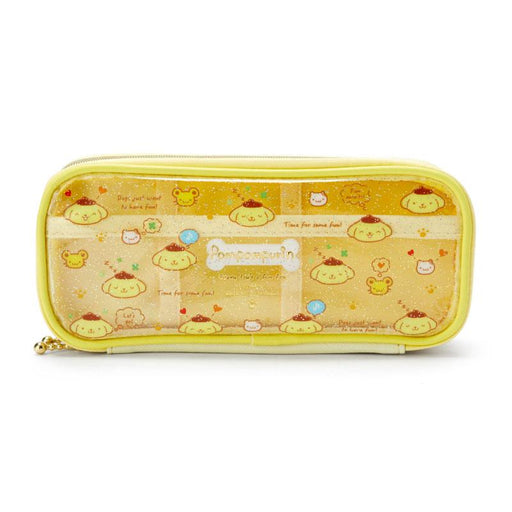 Japan Sanrio - Double Sided Pen Cases (Mini Face) x Pompompurin