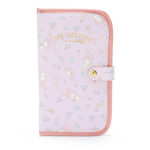 Japan Sanrio - My Melody Notebook Type Mask Pouch (Ballet)