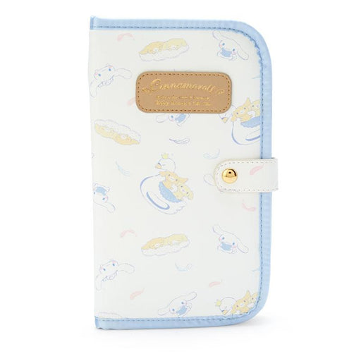 Japan Sanrio - Cinnamoroll Notebook Type Mask Pouch (swan)