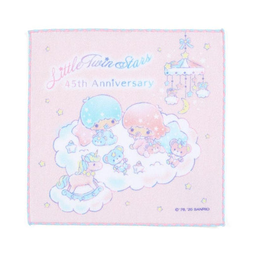 Japan Sanrio - Little Twin Stars 45th Anniversary - Petit Towel (Baby Dream)