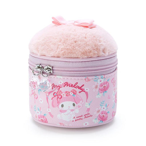 Japan Sanrio - Cosmetic mood Series x My Melody Puff Pouch