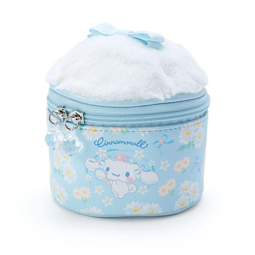 Japan Sanrio - Cosmetic mood Series x Cinnamoroll Puff Pouch