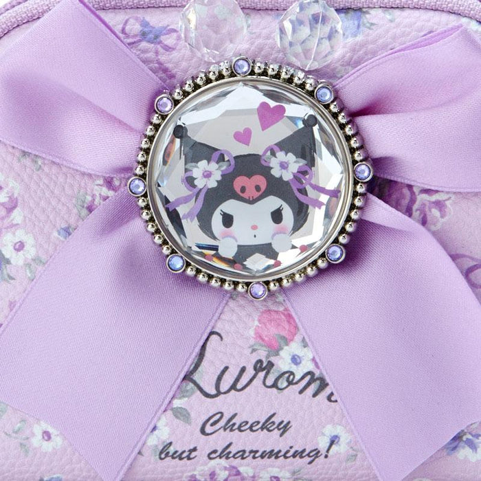Japan Sanrio - Cosmetic mood Series x Kuromi Pouch