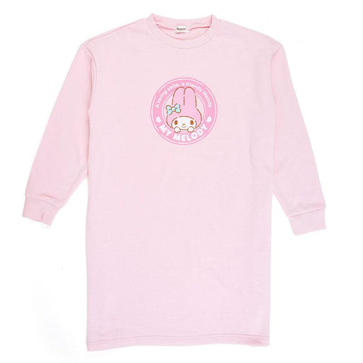 Japan Sanrio - My Melody Sweatshirt Dress