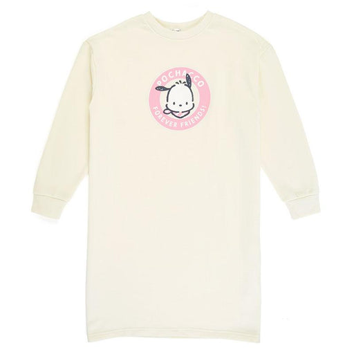 Japan Sanrio - Pochacco Sweatshirt Dress