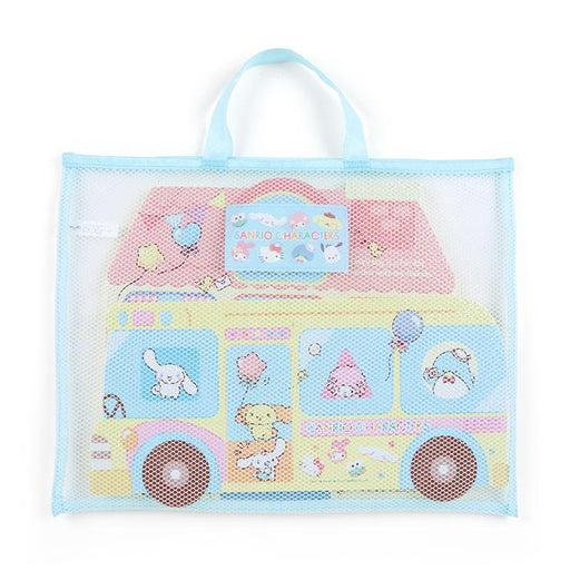 Japan Sanrio - Let's Try It Series - Soft Puzzle Set