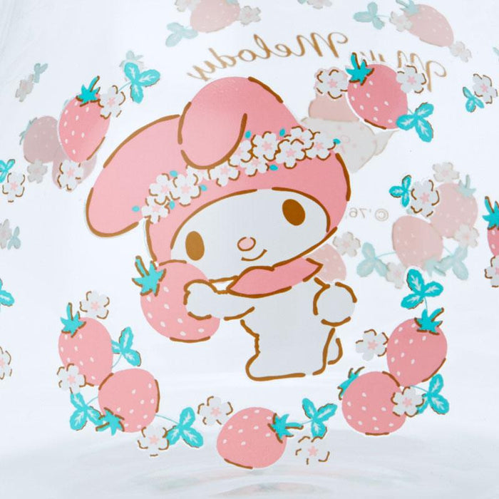 Japan Exclusive - Brunch Time Collection - My Melody Heat Resistant Glass Teapot