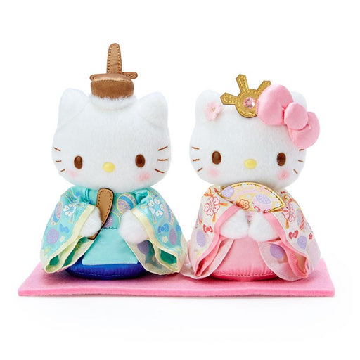 Japan Sanrio -  Girls' Day / Hinamatsuri Festival - Hello Kitty & Daniel