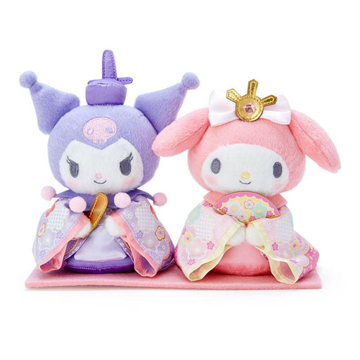 Japan Sanrio -  Girls' Day / Hinamatsuri Festival - My Melody & Kuromi