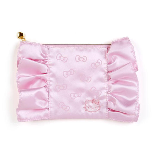 Japan Sanrio - Frill Mask Pouch x Hello Kitty