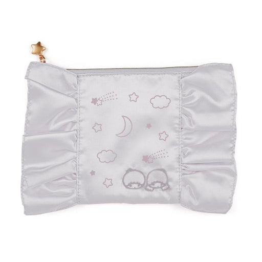 Japan Sanrio - Frill Mask Pouch x Little Twin Stars
