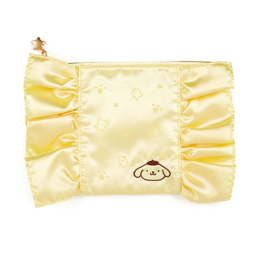 Japan Sanrio - Frill Mask Pouch x Pompompurin