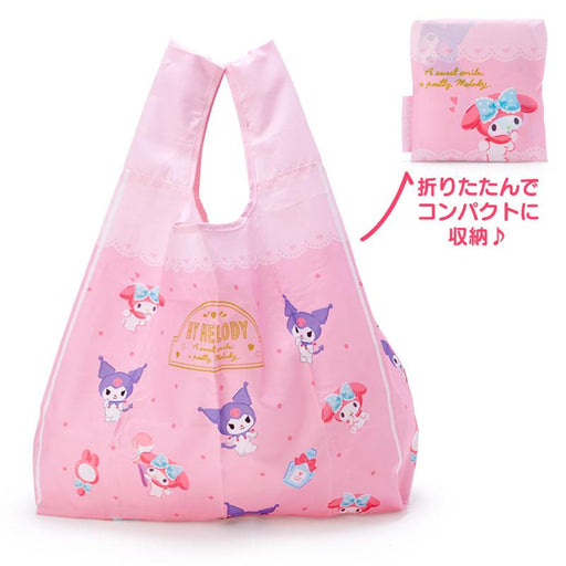 Japan Sanrio - My Melody & Kuromi Eco/ Shopping Bag