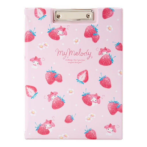 Japan Sanrio - Happiness Girl Collection - My Melody A4 Clipboard