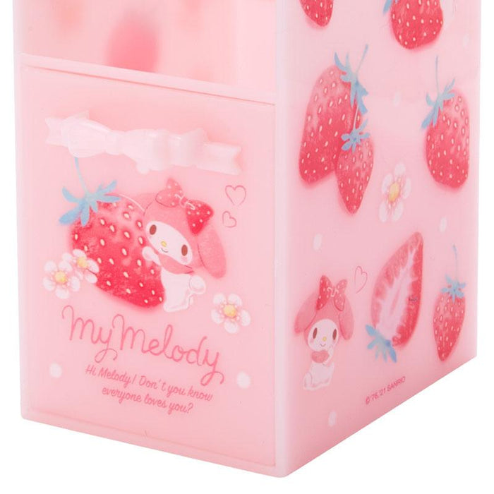 Japan Sanrio - Happiness Girl Collection - My Melody Slim Pen Stand