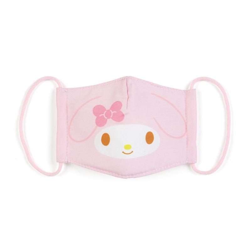Japan Sanrio - My Melody Kids Cloth Mask (Face)