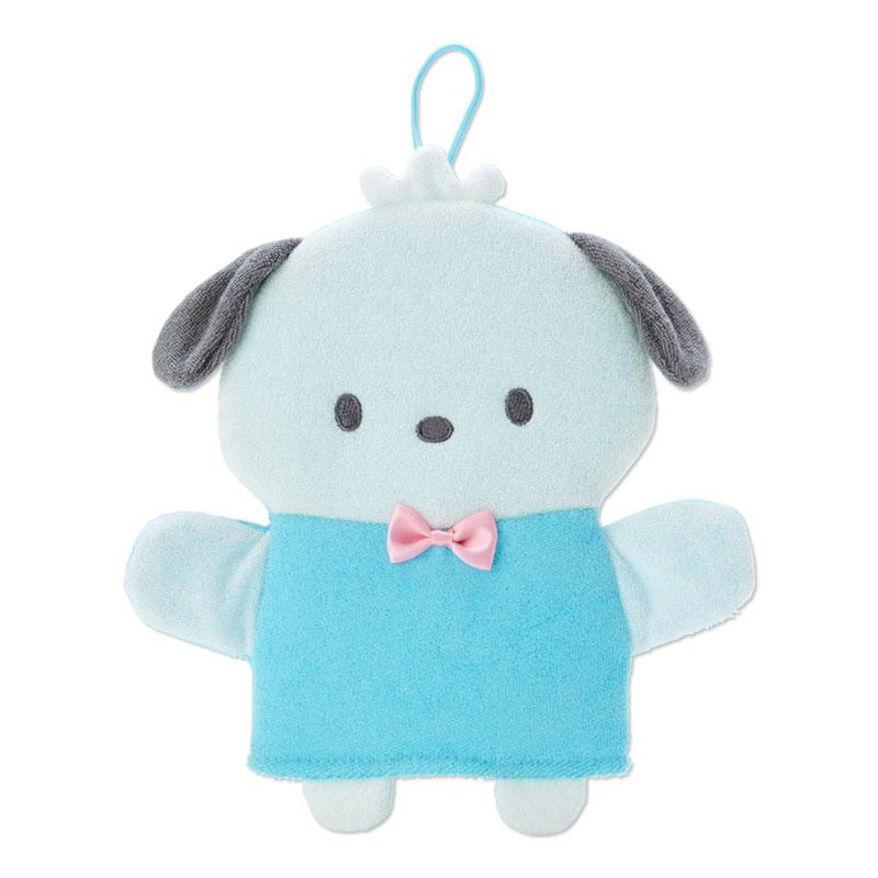 Japan Sanrio - Let's Try It Series - Pochacco Puppet Wash Mitten