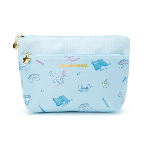 Japan Sanrio - HAPPY SPRING 2 Layers Pouch x Cinnamoroll