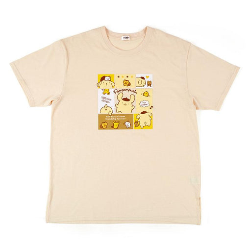 Japan Sanrio - Big T Shirt for Adults x Pompompurin
