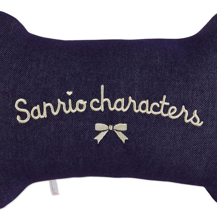 Japan Sanrio - Shiba Inu Collection x Bone Shaped Cushion