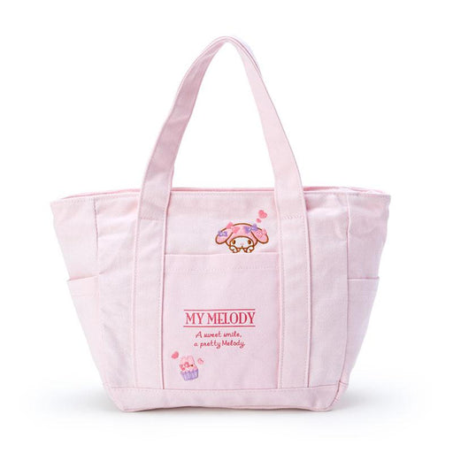 Japan Sanrio - My Melody Canvas Handbag