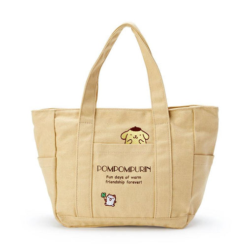 Japan Sanrio - Pompompurin Canvas Handbag