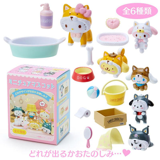 Japan Sanrio - Shiba Inu Collection x Secret Figure Box