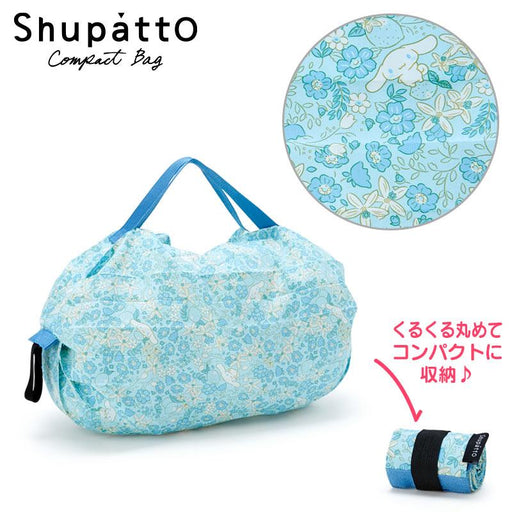 Japan Sanrio - Cinnamoroll Shupatto Pocketable Bag