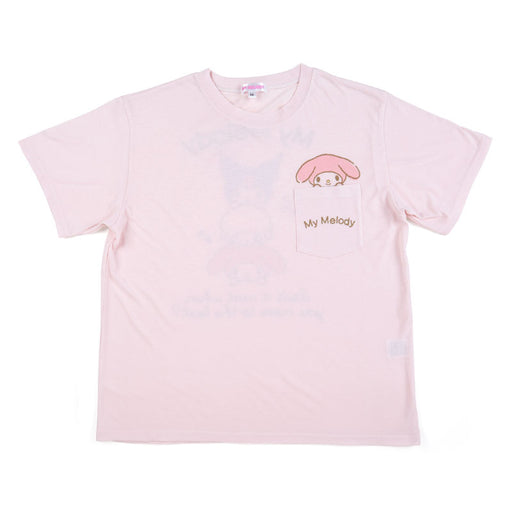 Japan Sanrio - My Melody T Shirt For Adults (Color: Blue)