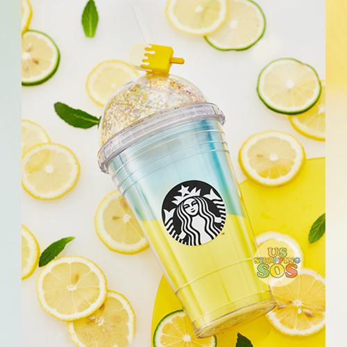 Starbucks China - Summer Fruity Fun - Lemonade Popsicle Cold-Cup Tumbler 473ml