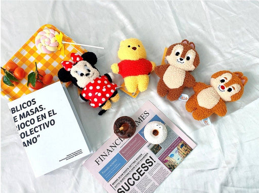 Taiwan Disney Collaboration - SB Small Size Plush Doll (4 Styles)