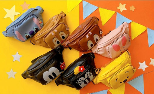 Taiwan Disney Collaboration - SB Cross Chest Bag (10 Styles)