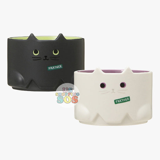 Starbucks Japan - Halloween 2020 - Cat Stacking Mug 237ml