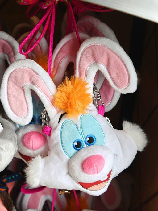 TDR - Crossbody Plush Passholder - Roger Rabbit