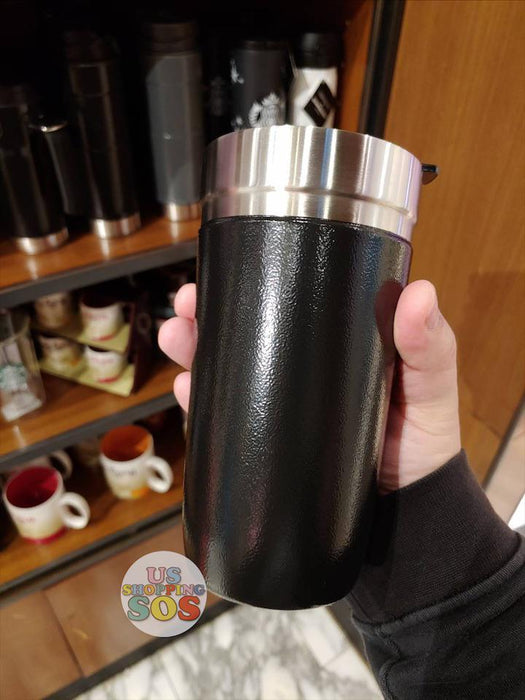 Hong Kong Starbucks - Timeless Black Collection - 16oz STANLEY + STARBUCKS® Go Stainless Steel Tumbler