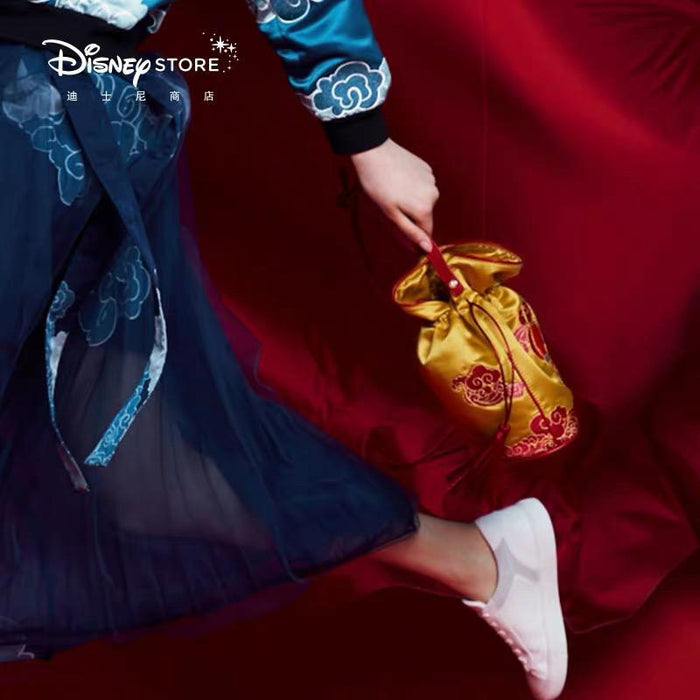 SHDS - Disney Mulan Collection Designed by Guo Pei - Long Strap Bag
